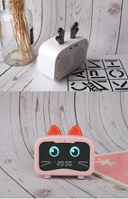 Load image into Gallery viewer, Smart Alarm Clock Ornaments  Figure Model Doll Toys Child Gift Cute Totoro Bluetooth Speaker