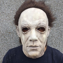 Load image into Gallery viewer, Halloween Mask Cosplay Michael Myers Mask Scary Horror Halloween Party Mask - bfjcosplayer