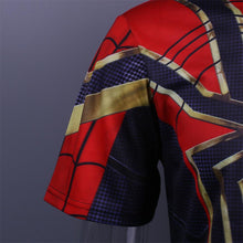 Load image into Gallery viewer, Avengers Infinity War T-Shirts Cosplay Iron Spiderman 3D Sports T-Shirt Short Sleeve Halloween Party - bfjcosplayer