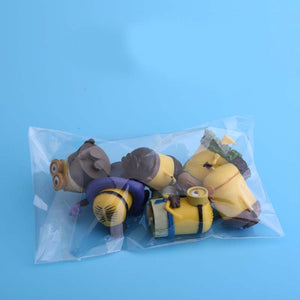 Minions Ornaments  Figure Model Doll Toys Child Gift Cute A set of 12 dolls cosplay