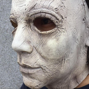 Halloween Mask Cosplay Michael Myers Mask Scary Horror Halloween Party Mask - bfjcosplayer