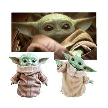 Load image into Gallery viewer, Ornaments  Figure Model Doll Toys Child Gift Cute Grogu Yoda Baby The Mandalorian