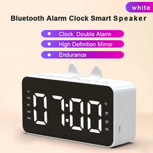 Load image into Gallery viewer, Pink Smart Alarm Clock Ornaments  Figure Model Doll Toys Child Gift Cute Totoro Bluetooth Speaker