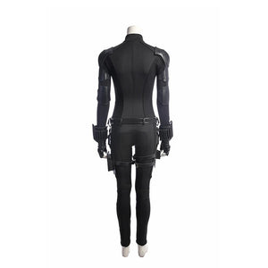 Avengers Infinity War Cosplay Black Widow Costume Carnival Jumpsuit Cosplay Natasha Romanoff Costume - bfjcosplayer