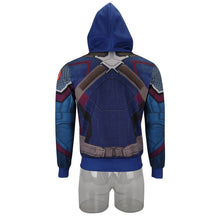 Load image into Gallery viewer, Avengers 4: endgame Captain America Coat 3D Anime Hoodie - bfjcosplayer