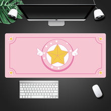 Load image into Gallery viewer, Cardcaptor Sakura Cosplay 3D Printing Mouse Pad Computer Desk Mat For Gaming