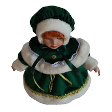 Load image into Gallery viewer, Christmas costumes Big skirt doll Europe Ornaments  Figure Model Doll Toys Child Gift Cute Princess