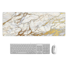 Load image into Gallery viewer, Marble pattern cosplay 3D Printing Mouse Pad Computer Desk Mat For Gaming Starry sky