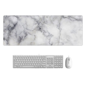 Marble pattern cosplay 3D Printing Mouse Pad Computer Desk Mat For Gaming Starry sky