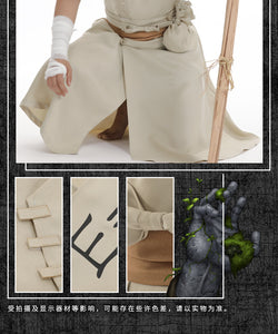 Dr. Stone New Stone Age Ishigami Senku cosplay anime halloween costume - bfjcosplayer