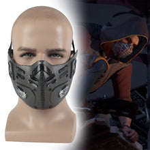 Load image into Gallery viewer, Dying Light 2 Cosplay Kyle Crane Aiden Face Mask Masquerade Halloween Mask - bfjcosplayer