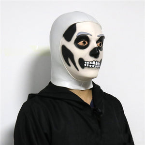 Fortnite Skull Cosplay Helmet Adult Unisex Masquerade Halloween props - bfjcosplayer