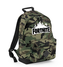 Load image into Gallery viewer, Fortnite Backpack Schoolbag Unisex Cosplay Prop - bfjcosplayer