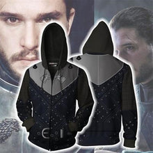 Load image into Gallery viewer, 2019 new Game of Thrones 3D anime hoodie cosplay costume - bfjcosplayer