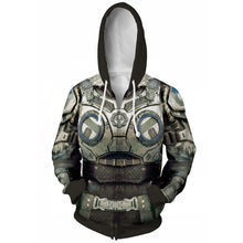 Load image into Gallery viewer, Gears of War 5 Sweater Hooded game Halloween cosplay costume - bfjcosplayer