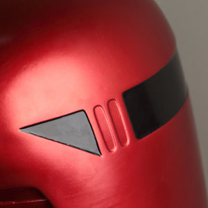 Star Wars Snowtrooper Helmet Removable Cosplay Full Head Sith Soldier Helmet Hard PVC Star Wars Prop - bfjcosplayer