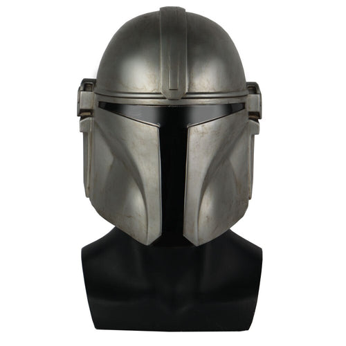 Star Wars Helmet The Mandalorian Cosplay Mask Pedro Pascal Mandalorian Soldier Warrior PVC Helmet Darth Vader Stormtrooper Prop