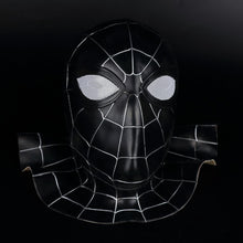 Load image into Gallery viewer, Spiderman Cosplay Venom Spiderman Latex Full Head Breathe Mask For Cosplay Helloween Party Mask Helmet - bfjcosplayer