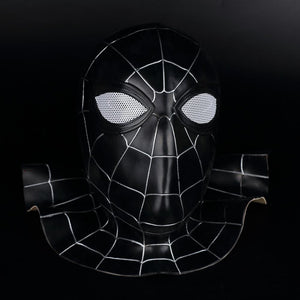 Spiderman Cosplay Venom Spiderman Latex Full Head Breathe Mask For Cosplay Helloween Party Mask Helmet - bfjcosplayer