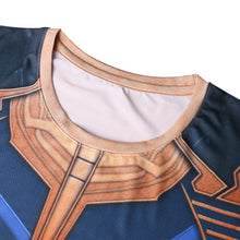 Load image into Gallery viewer, 2018 Avengers:Infinity War Thanos T-Shirt Cosplay Coatume Vest T-Shirts Halloween Party Clothes - bfjcosplayer