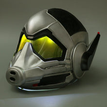 Load image into Gallery viewer, Ant-Man And The Wasp LED Helmet Cosplay The Wasp Mask (Battle Damage To Do The Old Version) Helmet Mask Props Halloween Party Props - bfjcosplayer