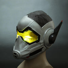 Load image into Gallery viewer, Ant-man 2:Ant-Man and the Wasp Mask Cosplay Wasp LED Latex Mask Hope van Dyne Helmets Masks Halloween Party Props - bfjcosplayer