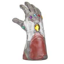Load image into Gallery viewer, Avengers 4 Endgame Iron Man Infinity Gauntlet Hulk Cosplay Arm Thanos Latex Gloves Arms Mask Marvel Superhero Weapon Party Props - bfjcosplayer