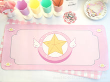 Load image into Gallery viewer, Sailor Moon Cosplay 3D Printing Mouse Pad Computer Desk Mat For Gaming pink