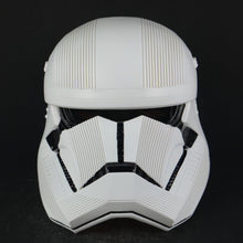Load image into Gallery viewer, Star Wars 9 The Rise of Skywalker Sith Trooper White PVC Helmet Cosplay Halloween Mask - bfjcosplayer