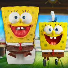 Load image into Gallery viewer, SpongeBob Squarepants Mask Patrick Star Masquerade Halloween Funny Mask - bfjcosplayer