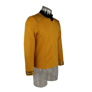 Star Trek Discovery Season 2 Starfleet Captain Pike Shirt Uniform Badge Costumes - bfjcosplayer