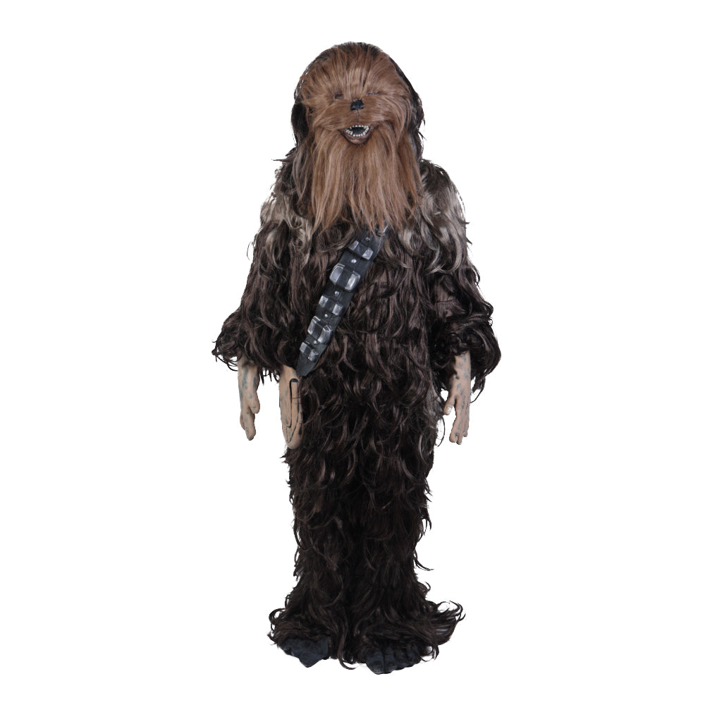 Star Wars 7 Series Chewbacca Cosplay costume Chewbacca Halloween Party Suit - bfjcosplayer