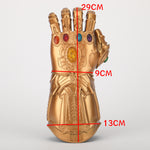 Avengers: Endgame Thanos Infinity Gauntlet Gloves Kids Edition Led Light Infinity War Glove Kids Hand Wear - bfjcosplayer