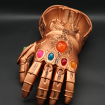 Avengers: Endgame Thanos Infinity Gauntlet Gloves Led Light Infinity War Glove Avengers Thanos Glove Hand Wear - bfjcosplayer