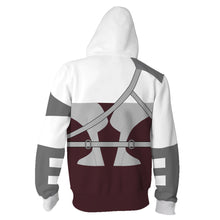 Load image into Gallery viewer, The Boys Season 1 Queen Maeve Cosplay Hoodies Halloween Cosplay Jacket Sweater Zipper Clothing - bfjcosplayer