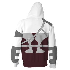 The Boys Season 1 Queen Maeve Cosplay Hoodies Halloween Cosplay Jacket Sweater Zipper Clothing - bfjcosplayer