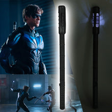 Load image into Gallery viewer, Titans Cosplay Dick Grayson Robin LED Nightwings Escrima Sticks Props - bfjcosplayer