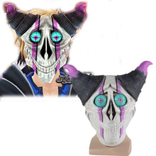 Load image into Gallery viewer, Cosplay Ys IX Monstrum Nox Monster Mask Larva Battles Masquerade Halloween Mask - bfjcosplayer