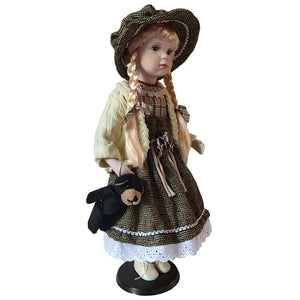 Closet Ornaments  Figure Model Doll Toys Child Gift Cute Princess Europe Handicrafts