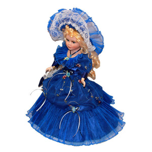 Victoria Europe Ornaments  Figure Model Doll Toys Child Gift Cute Princess Europe Handicrafts
