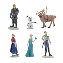 Load image into Gallery viewer, Frozen2 gifts Anna Elsa Ornaments  Figure Model Doll Toys Child Gift Cute Anna Elsa