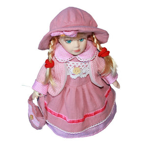 Middle Ages Europe Handicrafts Ornaments  Figure Model Doll Toys Child Gift Cute Princess