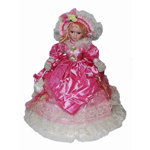 Big skirt doll Europe Ornaments  Figure Model Doll Toys Child Gift Cute Princess Lace Victoria