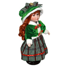 Load image into Gallery viewer, Ceramic Ornaments  Figure Model Doll Toys Child Gift Cute Princess  Handicrafts