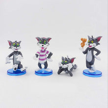 Load image into Gallery viewer, Tom and Jerry Ornaments  Figure Model Doll Toys Child Gift Cute Set of 9 dolls