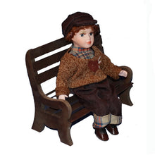 Load image into Gallery viewer, Chair Doll Ornaments  Figure Model Doll Toys Child Gift Cute Princess Europe Handicrafts