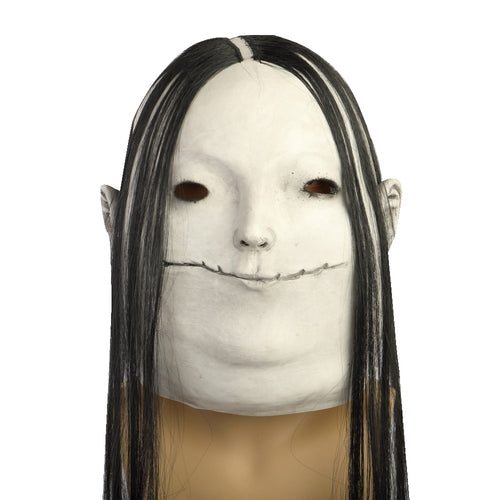 Scary Stories To Tell In the Dark Mask Latex Halloween Party Evil Masquerade Mask Horror New - bfjcosplayer