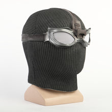 Load image into Gallery viewer, New Spider-Man Far From Home Stealth Suit Mask Latex Cosplay Spiderman Noir Black Mask with Goggles Glasses Halloween Party Prop - bfjcosplayer