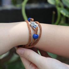 Load image into Gallery viewer, The Last of Us 2 Part II Ellie Dina Bracelet Devil's Eye Blue Beads Bracelet Game Accessories New - bfjcosplayer