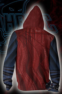 New Doctor Strange Costume Hoodies Sweatshirt Marvel Hero Steve Cosplay Hooded Jacket Coat Men Tops Zipper 3D Print - bfjcosplayer